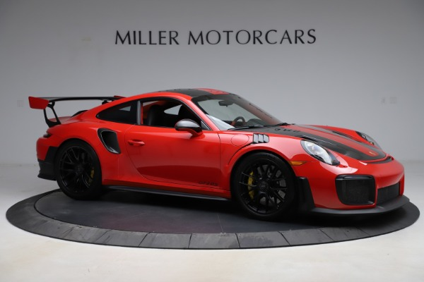 Used 2018 Porsche 911 GT2 RS for sale $325,900 at Pagani of Greenwich in Greenwich CT 06830 10