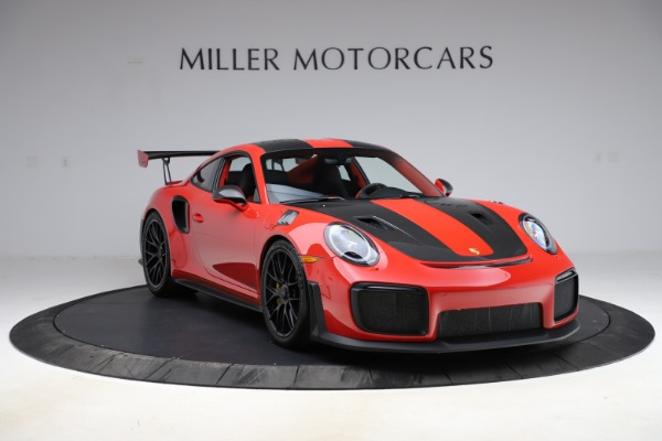 Used 2018 Porsche 911 GT2 RS for sale $325,900 at Pagani of Greenwich in Greenwich CT 06830 11
