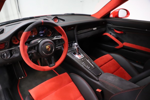 Used 2018 Porsche 911 GT2 RS for sale $325,900 at Pagani of Greenwich in Greenwich CT 06830 13