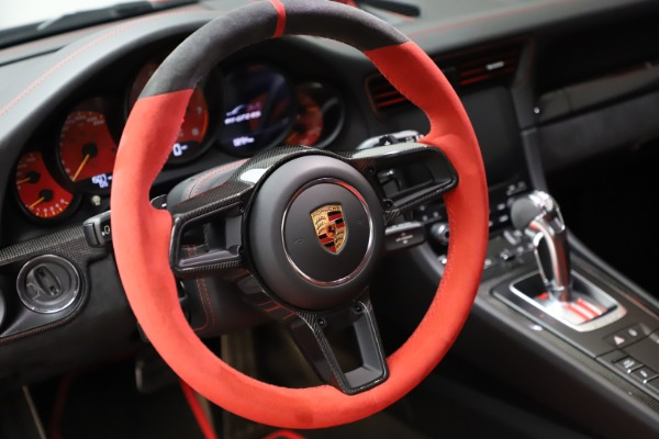 Used 2018 Porsche 911 GT2 RS for sale $325,900 at Pagani of Greenwich in Greenwich CT 06830 18