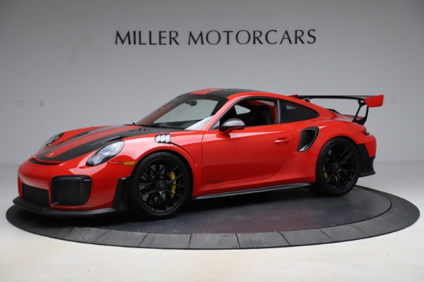 Used 2018 Porsche 911 GT2 RS for sale $325,900 at Pagani of Greenwich in Greenwich CT 06830 2