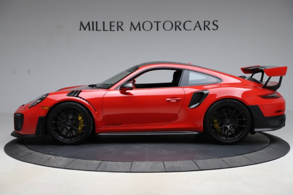 Used 2018 Porsche 911 GT2 RS for sale $325,900 at Pagani of Greenwich in Greenwich CT 06830 3