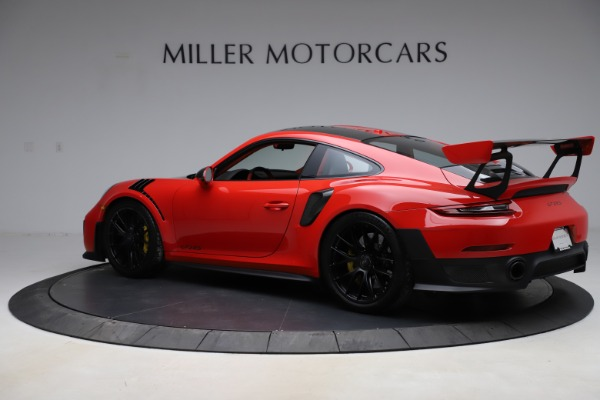 Used 2018 Porsche 911 GT2 RS for sale $325,900 at Pagani of Greenwich in Greenwich CT 06830 4