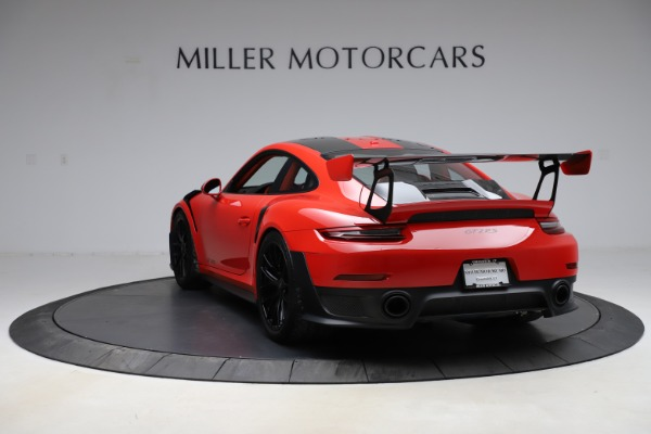 Used 2018 Porsche 911 GT2 RS for sale $325,900 at Pagani of Greenwich in Greenwich CT 06830 5