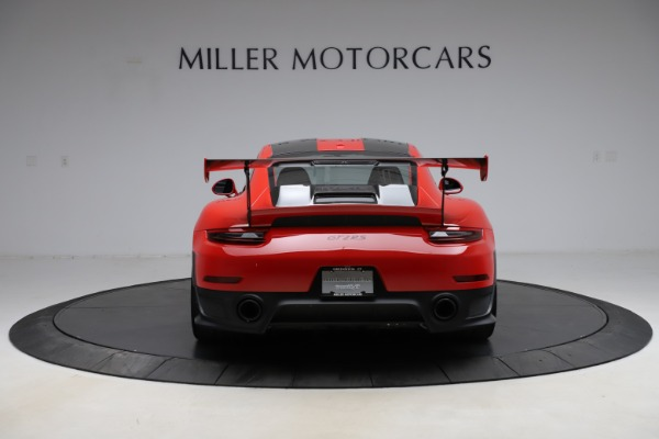 Used 2018 Porsche 911 GT2 RS for sale $325,900 at Pagani of Greenwich in Greenwich CT 06830 6