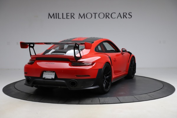Used 2018 Porsche 911 GT2 RS for sale $325,900 at Pagani of Greenwich in Greenwich CT 06830 7