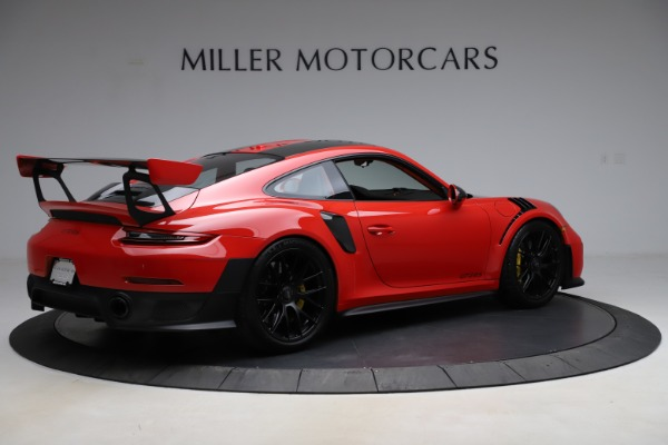 Used 2018 Porsche 911 GT2 RS for sale $325,900 at Pagani of Greenwich in Greenwich CT 06830 8