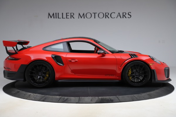 Used 2018 Porsche 911 GT2 RS for sale $325,900 at Pagani of Greenwich in Greenwich CT 06830 9