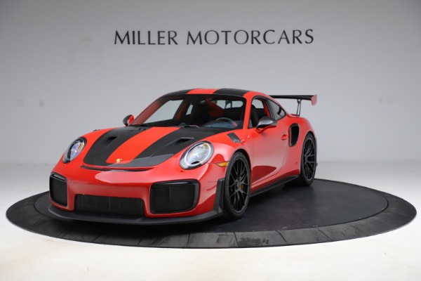 Used 2018 Porsche 911 GT2 RS for sale $325,900 at Pagani of Greenwich in Greenwich CT 06830 1