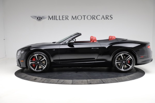 New 2021 Bentley Continental GT V8 for sale $263,905 at Pagani of Greenwich in Greenwich CT 06830 2