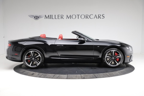 New 2021 Bentley Continental GT V8 for sale $263,905 at Pagani of Greenwich in Greenwich CT 06830 8