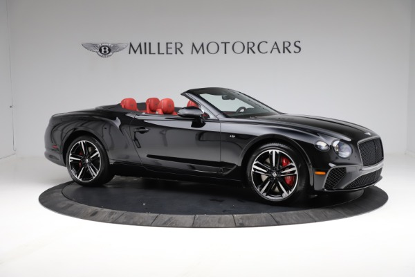 New 2021 Bentley Continental GT V8 for sale $263,905 at Pagani of Greenwich in Greenwich CT 06830 9