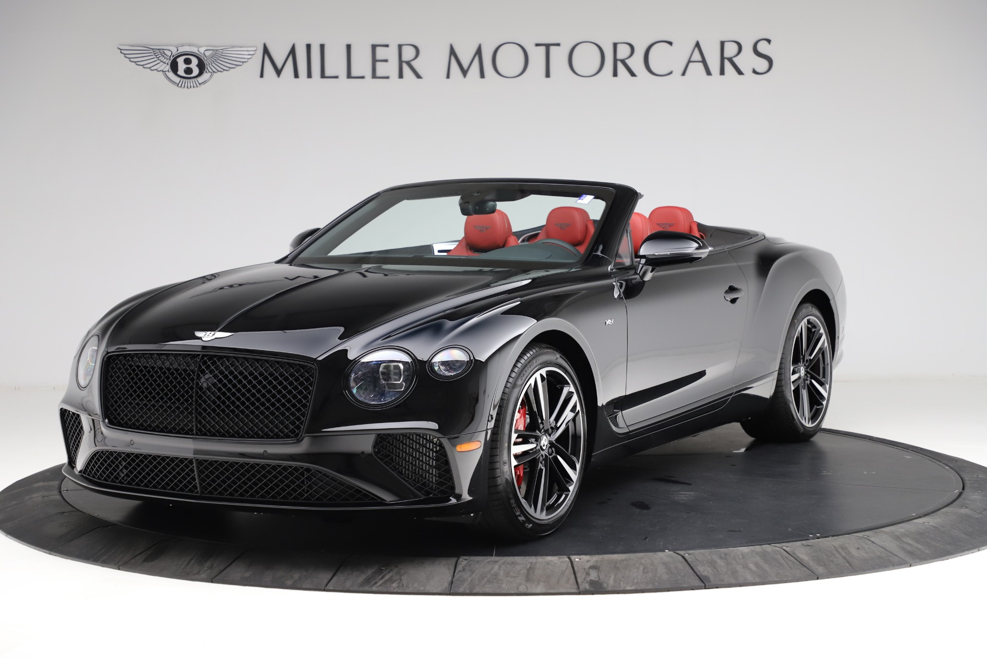 New 2021 Bentley Continental GT V8 for sale $263,905 at Pagani of Greenwich in Greenwich CT 06830 1