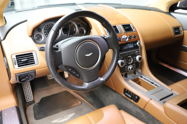 Used 2012 Aston Martin DB9 for sale Call for price at Pagani of Greenwich in Greenwich CT 06830 15