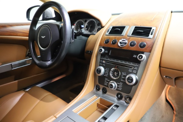 Used 2012 Aston Martin DB9 for sale Call for price at Pagani of Greenwich in Greenwich CT 06830 18