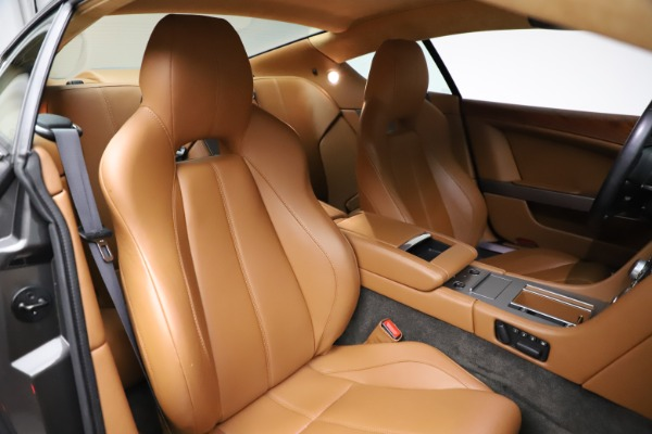 Used 2012 Aston Martin DB9 for sale Call for price at Pagani of Greenwich in Greenwich CT 06830 19