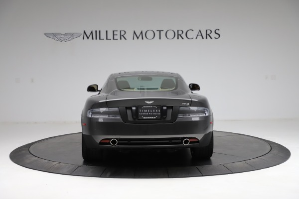 Used 2012 Aston Martin DB9 for sale Call for price at Pagani of Greenwich in Greenwich CT 06830 5