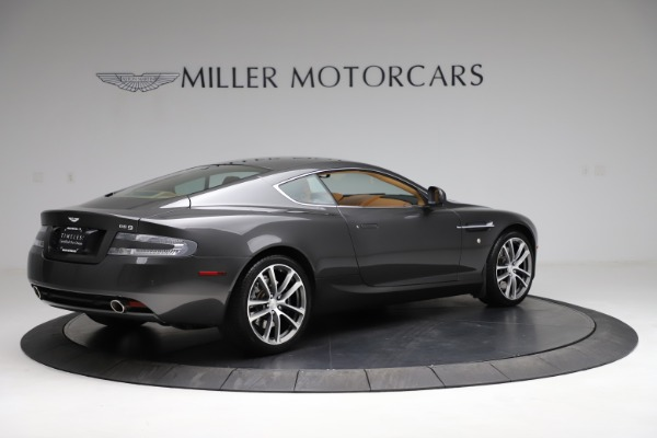 Used 2012 Aston Martin DB9 for sale Call for price at Pagani of Greenwich in Greenwich CT 06830 7