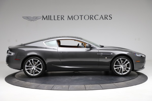 Used 2012 Aston Martin DB9 for sale Call for price at Pagani of Greenwich in Greenwich CT 06830 8