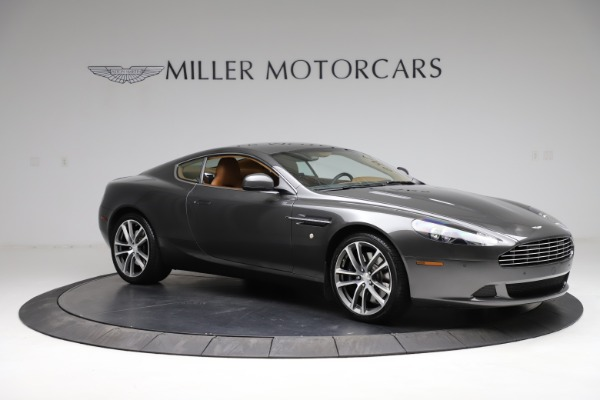 Used 2012 Aston Martin DB9 for sale Call for price at Pagani of Greenwich in Greenwich CT 06830 9
