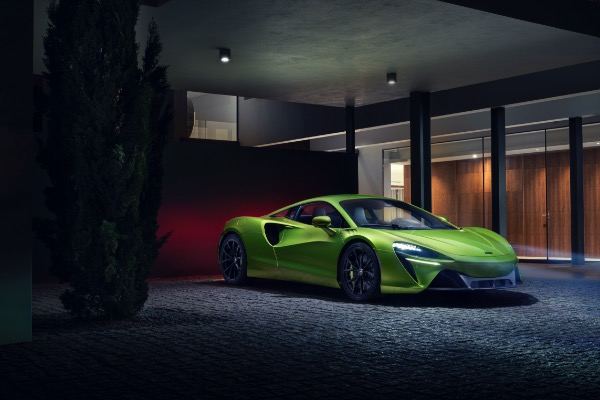 New 2021 McLaren Artura for sale Call for price at Pagani of Greenwich in Greenwich CT 06830 2