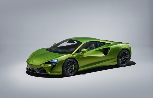 New 2021 McLaren Artura for sale Call for price at Pagani of Greenwich in Greenwich CT 06830 1