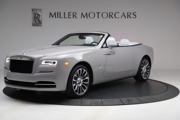 New 2021 Rolls-Royce Dawn for sale $405,850 at Pagani of Greenwich in Greenwich CT 06830 3