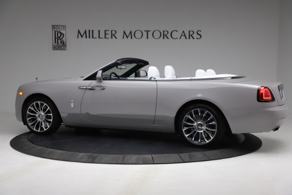 New 2021 Rolls-Royce Dawn for sale $405,850 at Pagani of Greenwich in Greenwich CT 06830 5