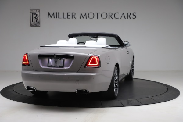 New 2021 Rolls-Royce Dawn for sale $405,850 at Pagani of Greenwich in Greenwich CT 06830 8