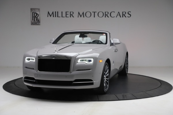 New 2021 Rolls-Royce Dawn for sale $405,850 at Pagani of Greenwich in Greenwich CT 06830 1