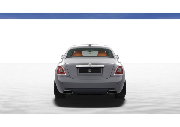 New 2021 Rolls-Royce Ghost for sale $381,100 at Pagani of Greenwich in Greenwich CT 06830 3