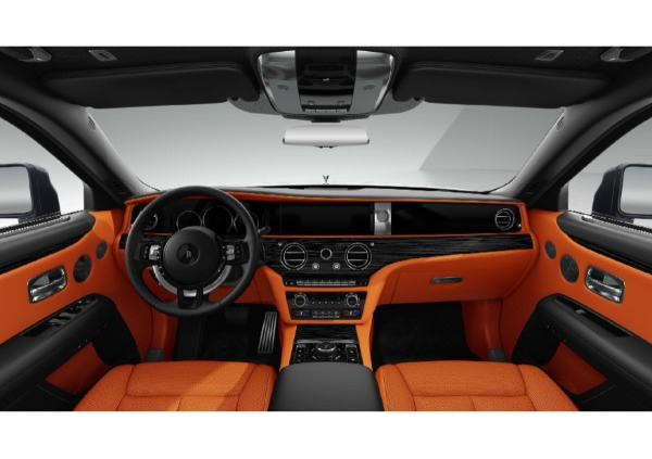 New 2021 Rolls-Royce Ghost for sale $381,100 at Pagani of Greenwich in Greenwich CT 06830 4