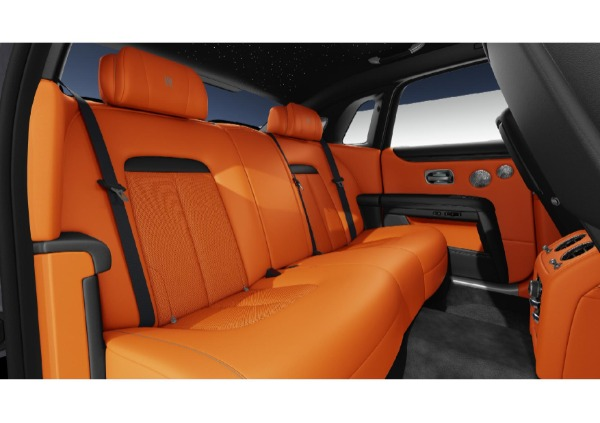 New 2021 Rolls-Royce Ghost for sale $381,100 at Pagani of Greenwich in Greenwich CT 06830 6