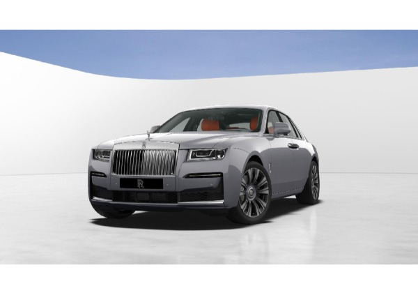 New 2021 Rolls-Royce Ghost for sale $381,100 at Pagani of Greenwich in Greenwich CT 06830 1