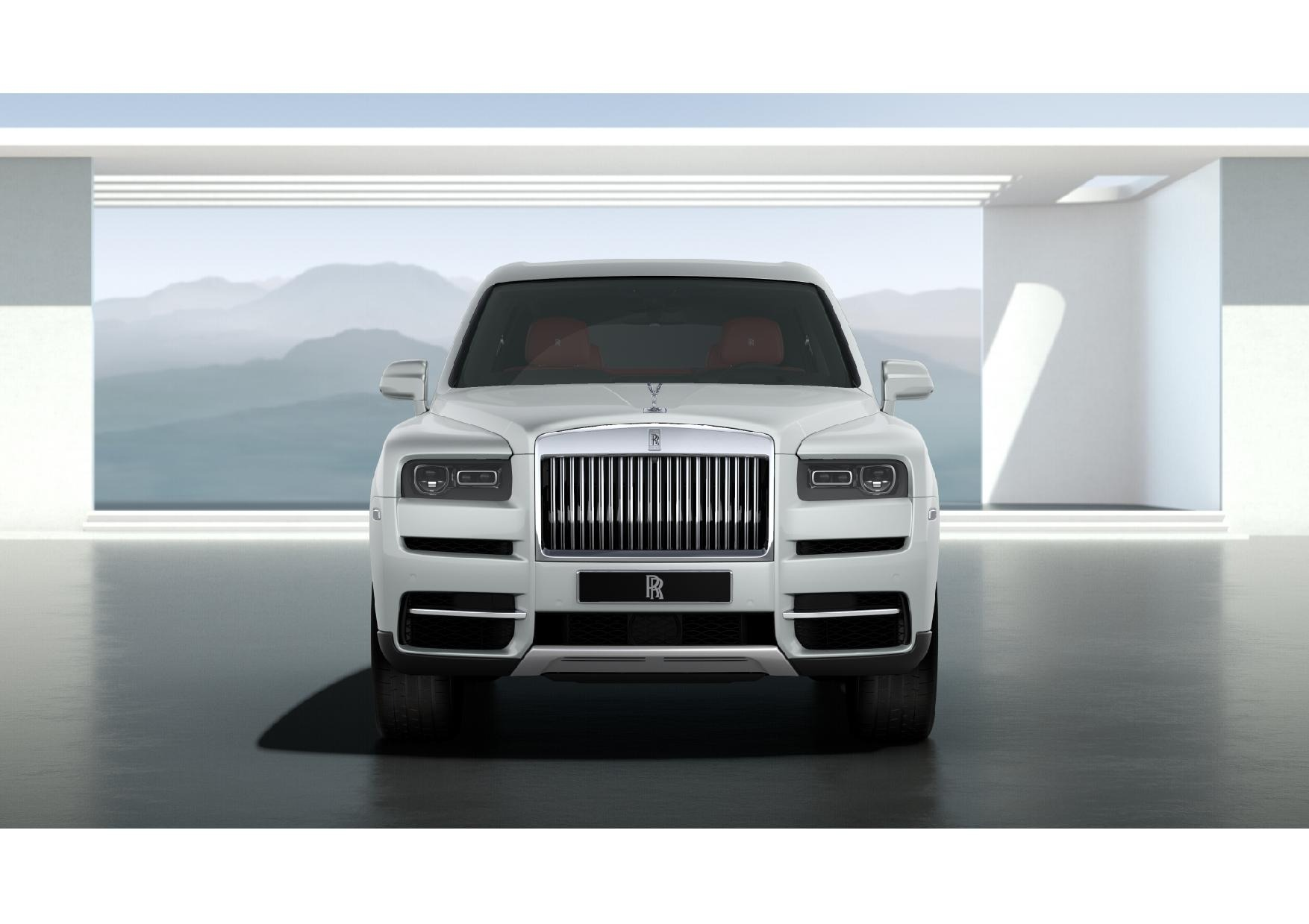 New 2021 Rolls-Royce Cullinan for sale $383,850 at Pagani of Greenwich in Greenwich CT 06830 1