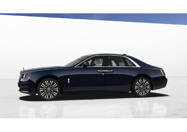 New 2021 Rolls-Royce Ghost for sale $382,250 at Pagani of Greenwich in Greenwich CT 06830 2