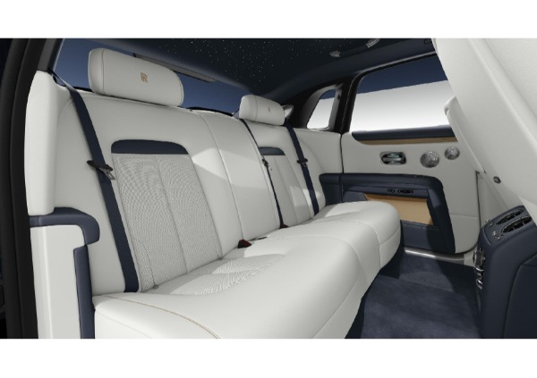 New 2021 Rolls-Royce Ghost for sale $382,250 at Pagani of Greenwich in Greenwich CT 06830 7