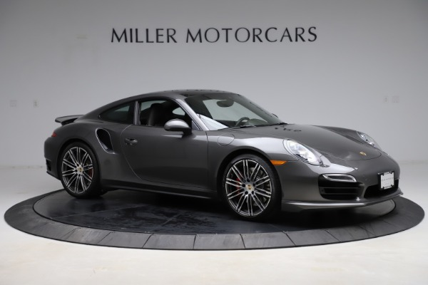 Used 2015 Porsche 911 Turbo for sale $109,900 at Pagani of Greenwich in Greenwich CT 06830 10