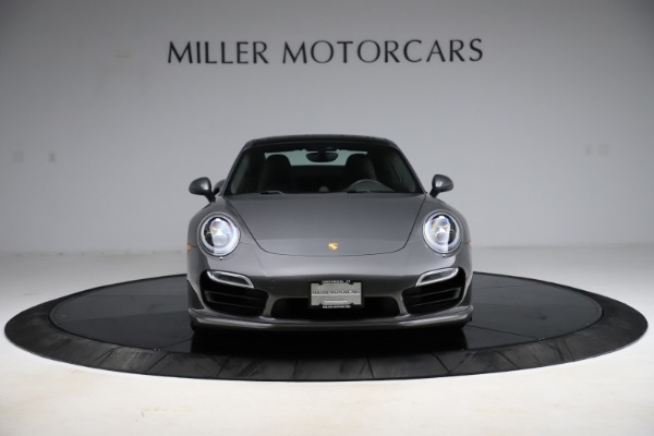 Used 2015 Porsche 911 Turbo for sale $109,900 at Pagani of Greenwich in Greenwich CT 06830 12