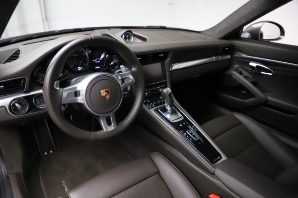 Used 2015 Porsche 911 Turbo for sale $109,900 at Pagani of Greenwich in Greenwich CT 06830 13