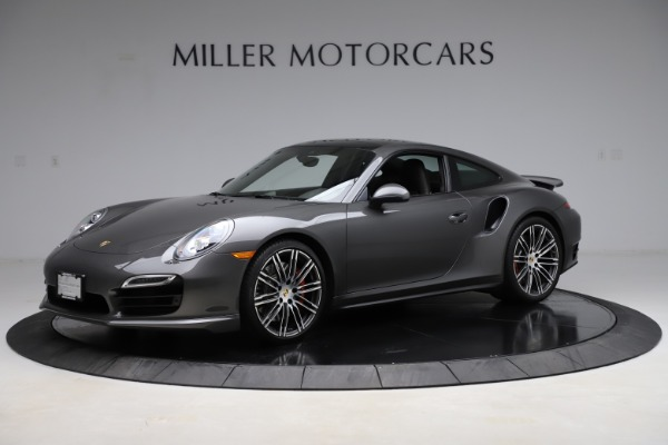 Used 2015 Porsche 911 Turbo for sale $109,900 at Pagani of Greenwich in Greenwich CT 06830 2
