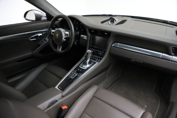 Used 2015 Porsche 911 Turbo for sale $109,900 at Pagani of Greenwich in Greenwich CT 06830 20