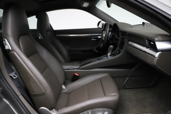Used 2015 Porsche 911 Turbo for sale $109,900 at Pagani of Greenwich in Greenwich CT 06830 21
