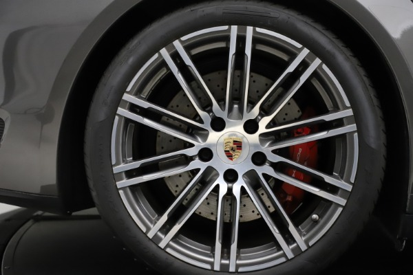 Used 2015 Porsche 911 Turbo for sale $109,900 at Pagani of Greenwich in Greenwich CT 06830 25