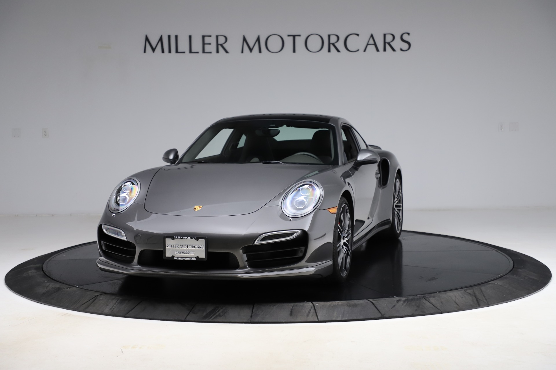 Used 2015 Porsche 911 Turbo for sale $109,900 at Pagani of Greenwich in Greenwich CT 06830 1