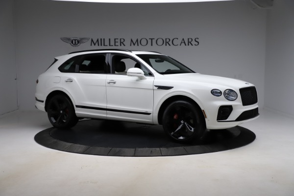 New 2021 Bentley Bentayga V8 for sale Call for price at Pagani of Greenwich in Greenwich CT 06830 10