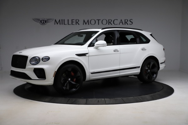 New 2021 Bentley Bentayga V8 for sale Call for price at Pagani of Greenwich in Greenwich CT 06830 2