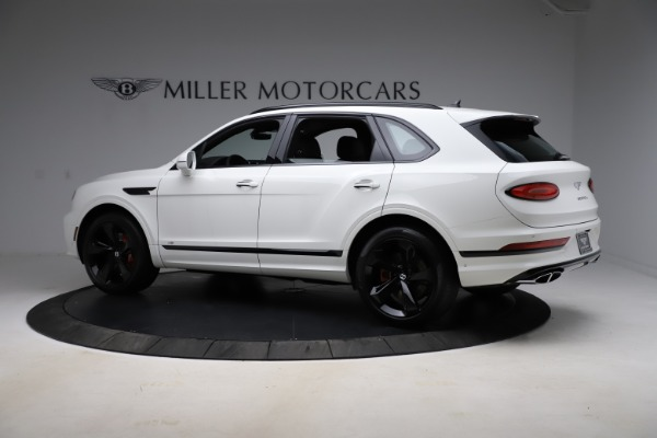New 2021 Bentley Bentayga V8 for sale Call for price at Pagani of Greenwich in Greenwich CT 06830 4