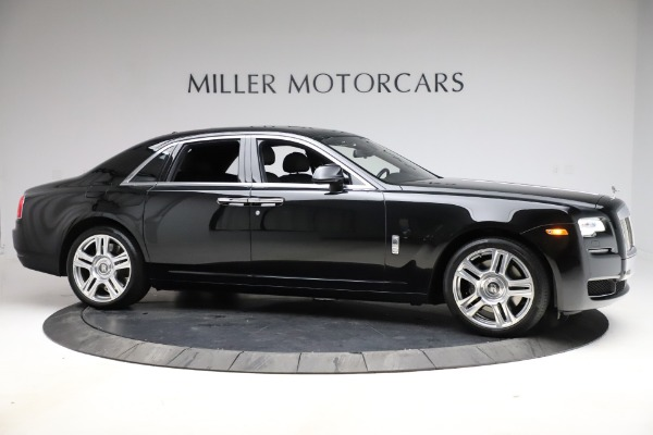 Used 2016 Rolls-Royce Ghost for sale $165,900 at Pagani of Greenwich in Greenwich CT 06830 10