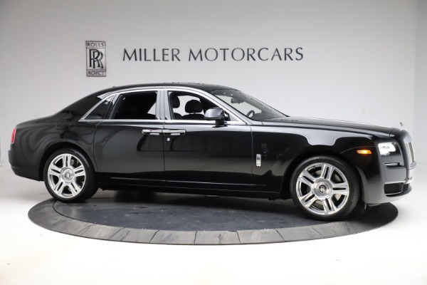 Used 2016 Rolls-Royce Ghost for sale $165,900 at Pagani of Greenwich in Greenwich CT 06830 11